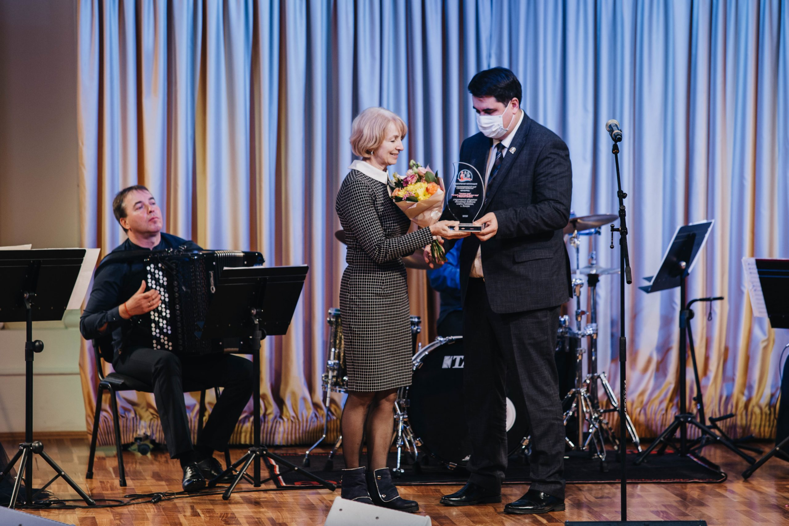 В Тверской области назвали «Людей года» и «Лучшие социальные проекты года»