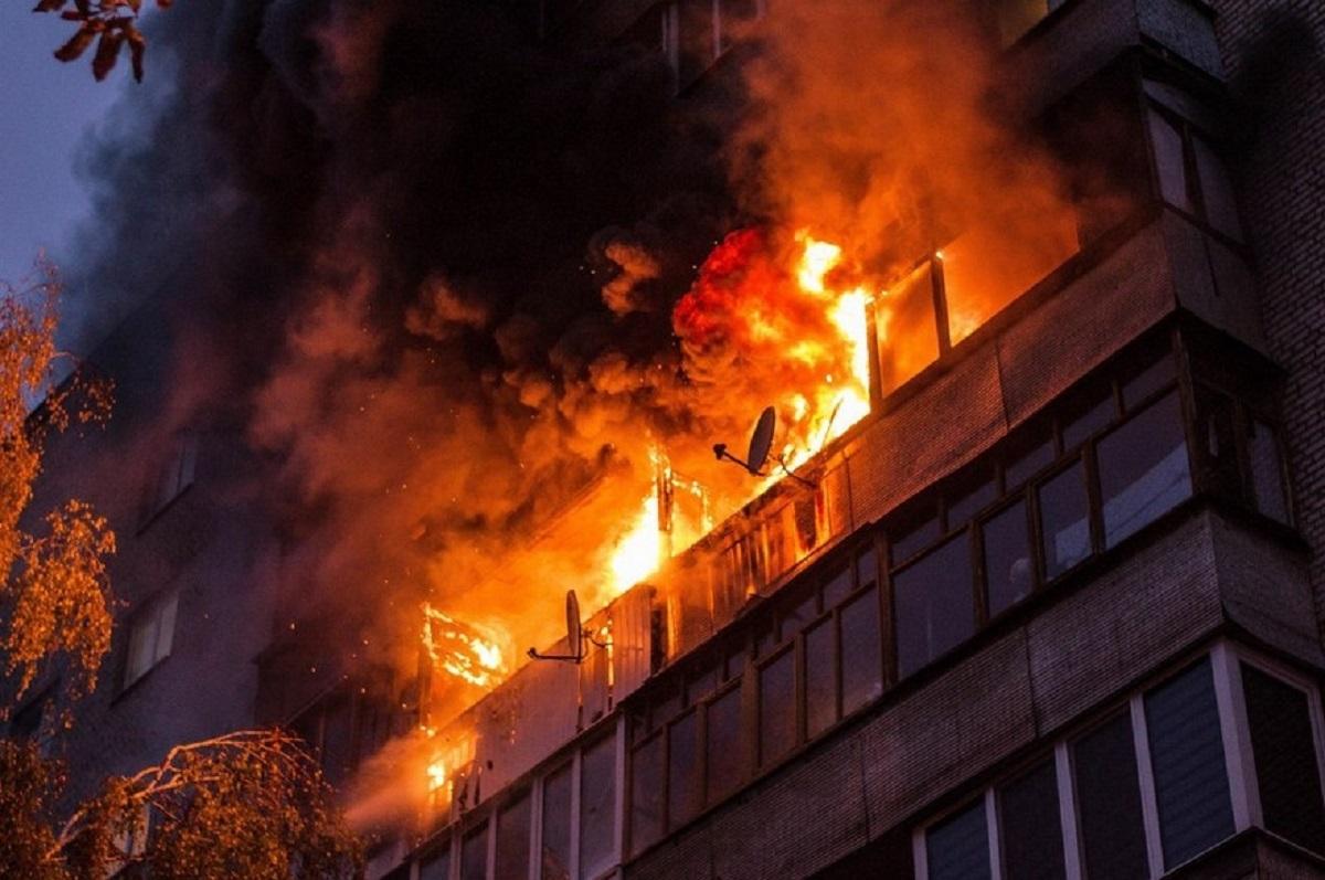 17 января на улице Заводская в посёлке Новозавидовский Конаковского района случился пожар. Об этом местные жители написали в сообществе