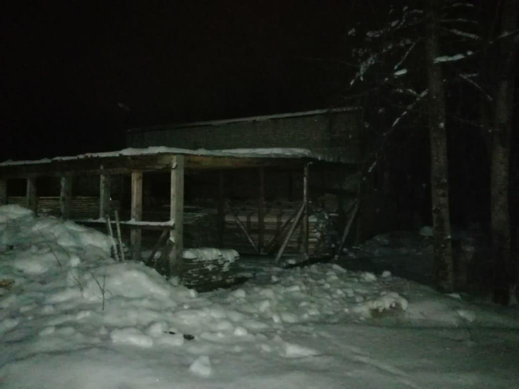 54-летний мужчина погиб при пожаре в Тверской области
