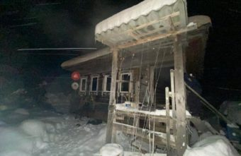 Тело пенсионера нашли в сгоревшем доме в Тверской области