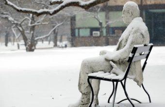 Пять дней в Тверской области будет аномально-холодная погода