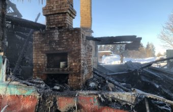 В квартире в Тверской области сгорел пожилой мужчина
