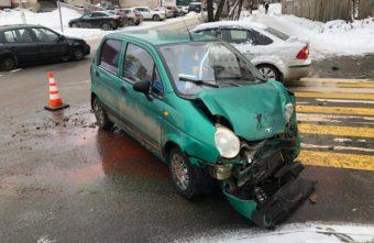 В аварии в Твери пострадал 8-летний мальчик