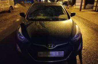 Пешехода, угодившего под колёса машины в Твери, госпитализировали в больницу