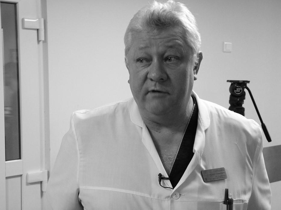 В Твери ушёл из жизни детский хирург Сергей Сергеечев