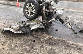 Разыскиваются очевидцы ДТП с двумя погибшими из Тверской области