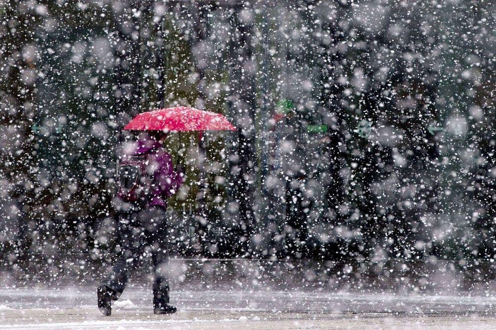 В Тверскую область придет мокрый снег и ледяной дождь