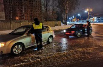 В Твери пьяные водители продолжают разъезжать по городским улицам