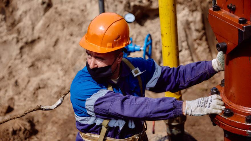 В 2021 году в Тверской области начнётся строительство ключевого газопровода