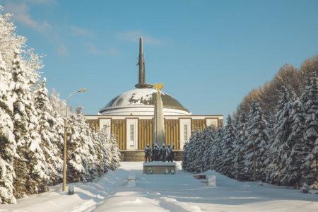 В Музее Победы передадут останки красноармейца, обнаруженного в Тверской области