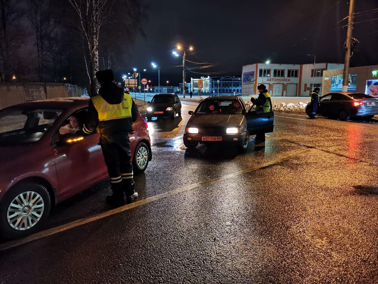 В Твери за одни сутки поймали больше десятка пьяных водителей