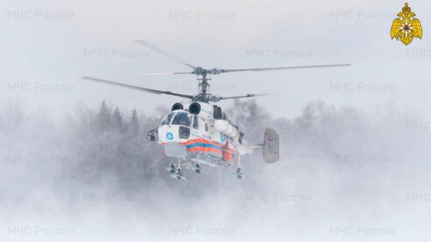 Пациента в тяжёлом состоянии доставили по воздуху в Тверь