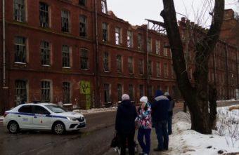В Вышнем Волочке могут ввести режим ЧС из-за обрушения фабрики