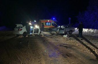 Стали известны подробности ДТП с 5 пострадавшими в Тверской области