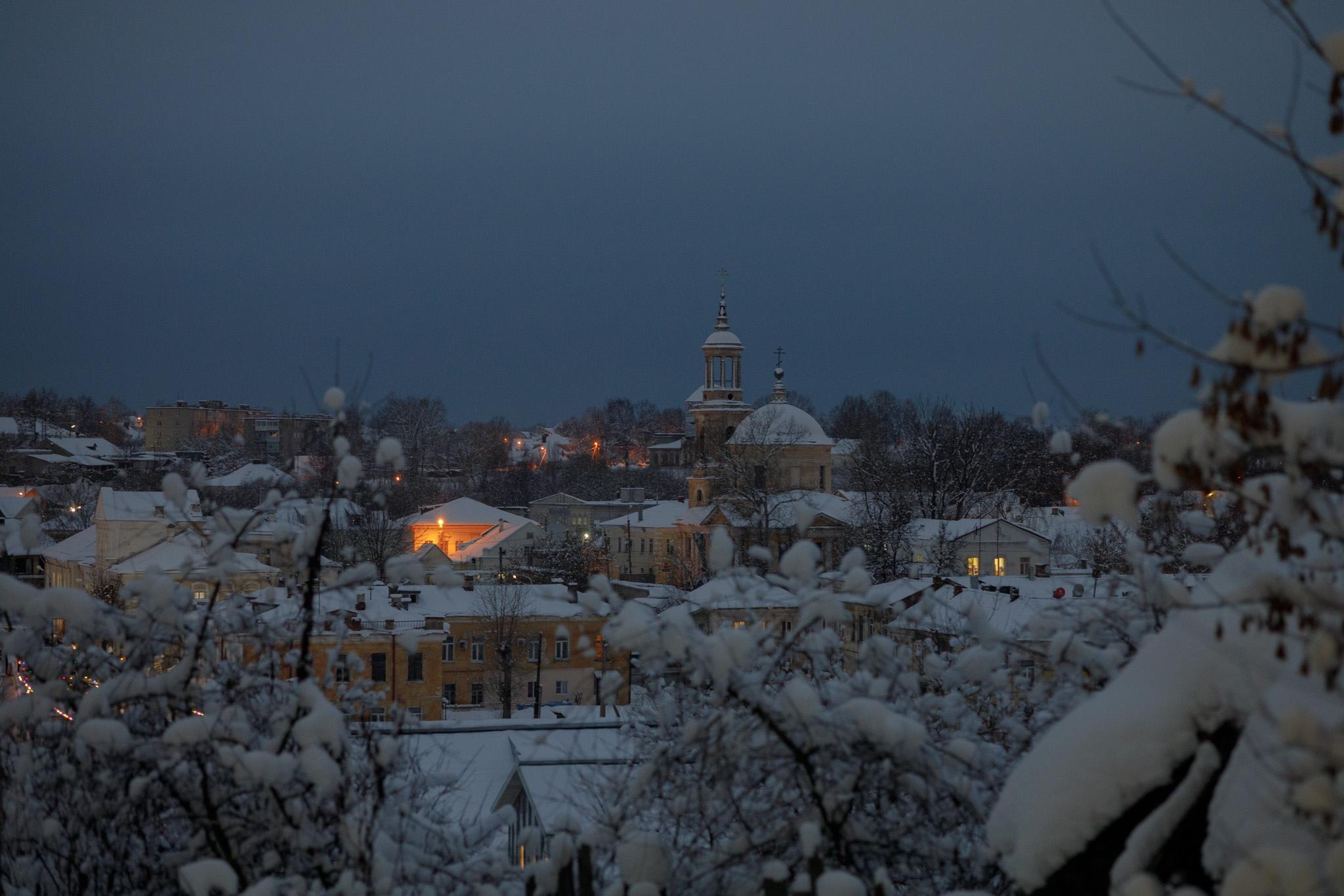 Торжок Тверской области вошёл в топ-10 самых уютных городов