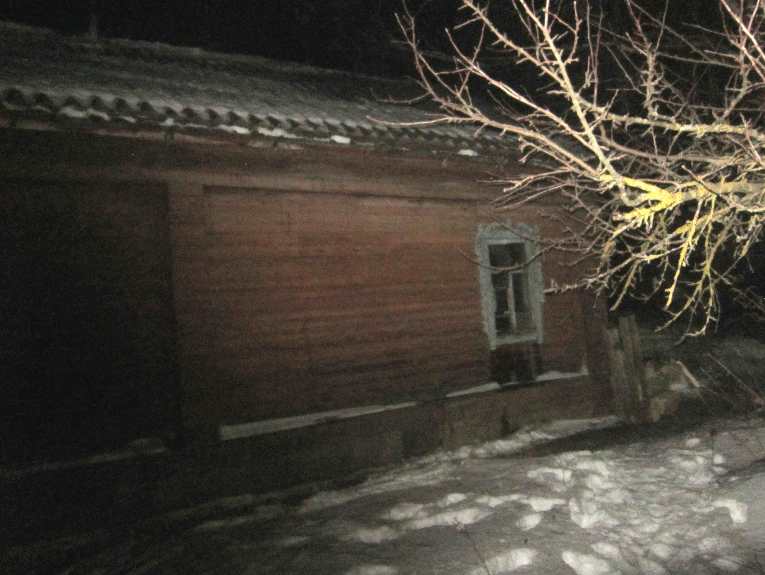 В Тверской области пожарные нашли в сгоревшем доме мертвого мужчину