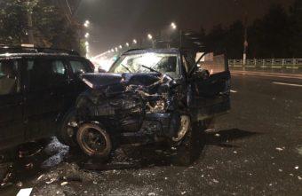 Пьяный водитель, виновный в серьезном ДТП в Твери, отправится в колонию