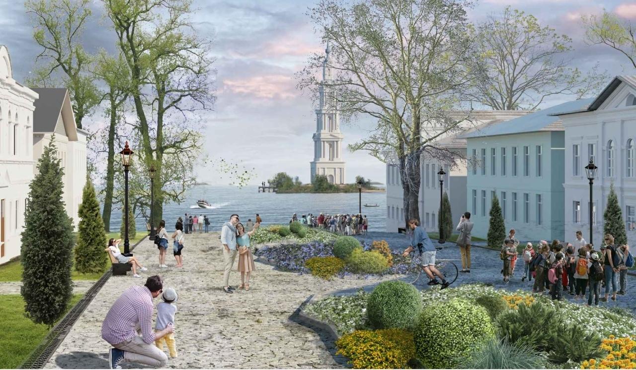 Проект «Калязин на волне» Тверской области признан лучшей практикой городского развития с участием жителей