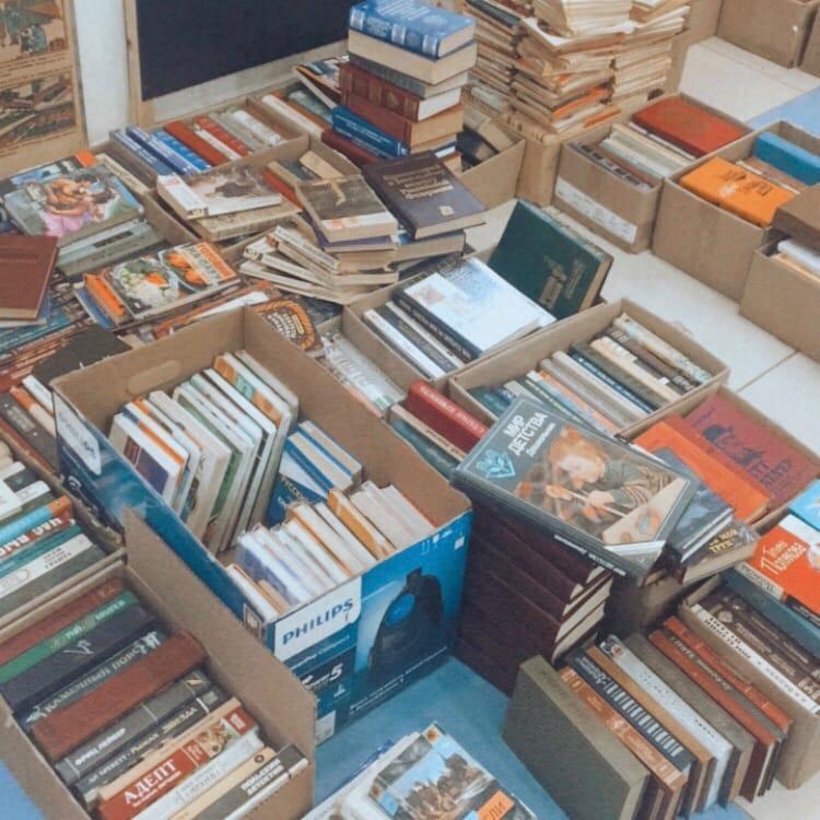 Аттракцион фантастической щедрости: 3 дня в Твери будут продавать книги за рубль