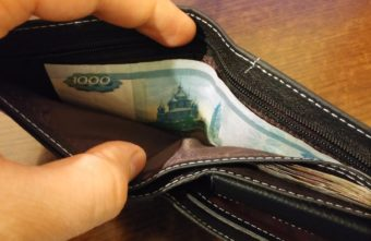 В Тверской области вор оставил пенсионерку без денег в магазине