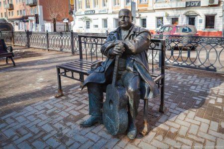 Автор памятника Кругу в Твери рассказал, что думает о его демонтаже