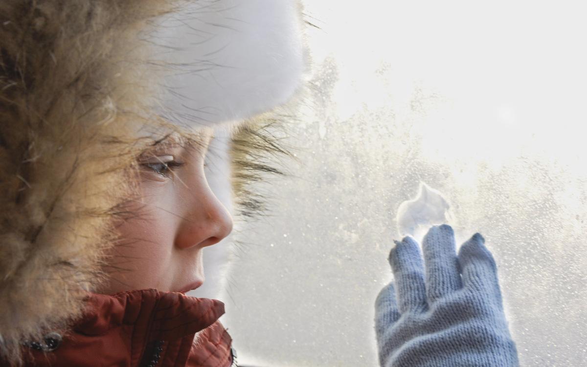В Тверскую область всё-таки идут большие морозы