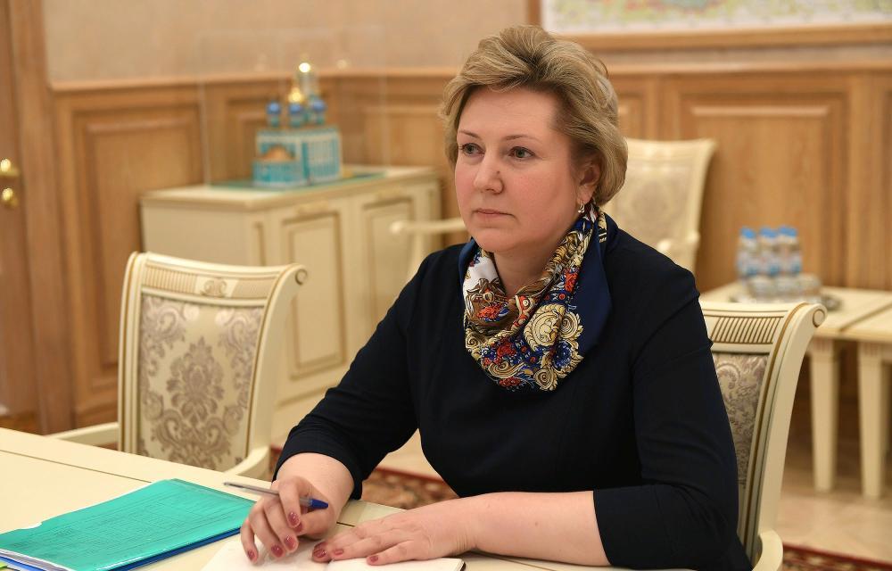 Валентина Новикова стала заместителем председателя Правительства Тверской области