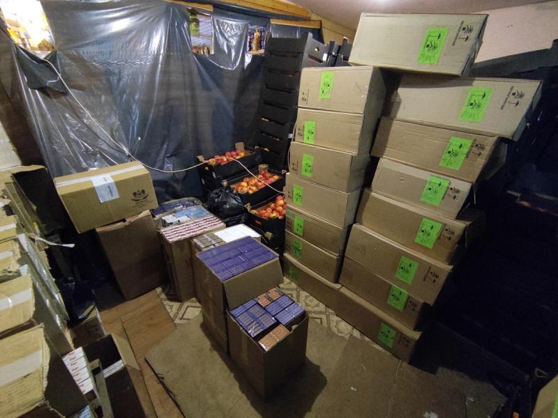 55 тысяч пачек контрафактных сигарет собирались продать в Тверской области