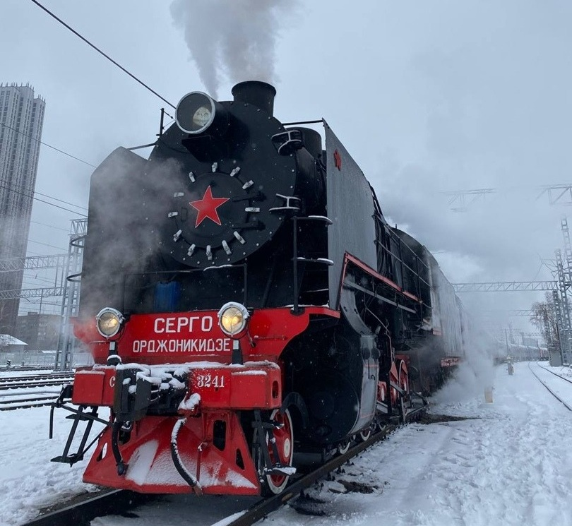 «Поезд Победы» прибудет в Ржев в День защитника Отечества