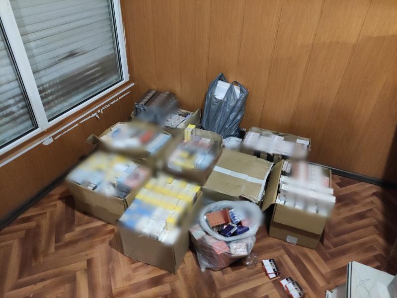 В Тверской области изъяли 3 тысячи контрафактных сигарет