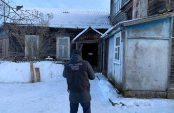 Пожилая женщина погибла при обрушении дома в Тверской области