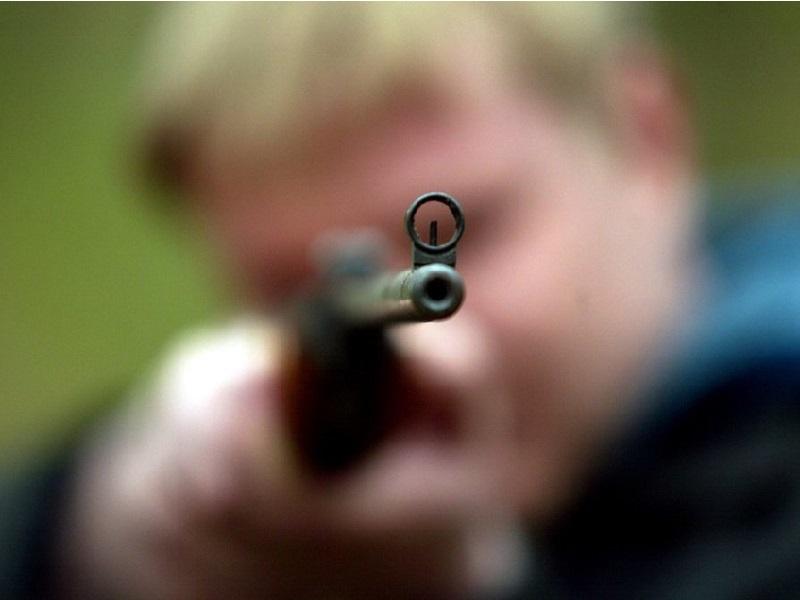 Житель Тверской области застрелил собаку на глазах у девочки