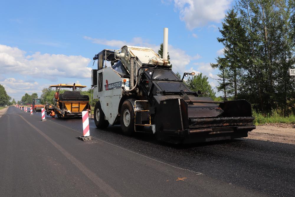 В Тверской области обследуют дороги, находящиеся на гарантийном обслуживании