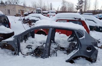 В Тверской области поймали похитителей автомобилей