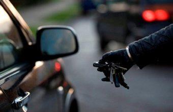 В Тверской области посадили неудачливых серийных угонщиков