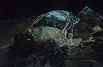 Три человека погибли в страшном ДТП в Тверской области