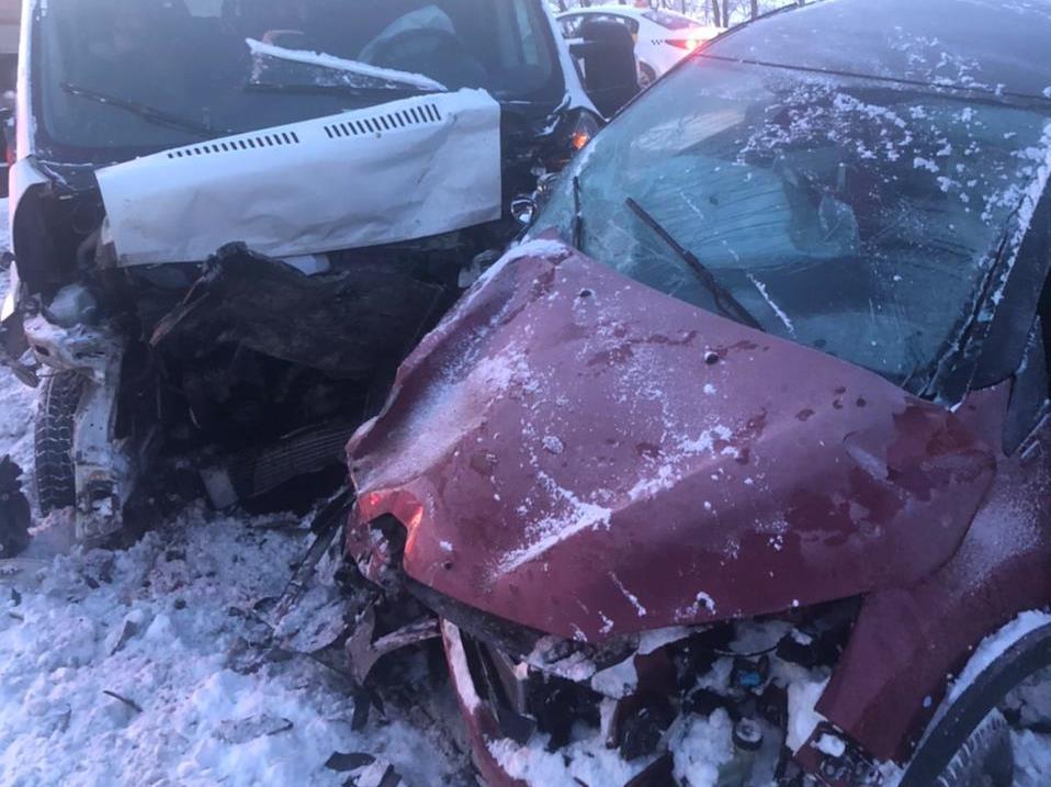 Аварию в Твери с пострадавшей женщиной мог спровоцировать неизвестный водитель