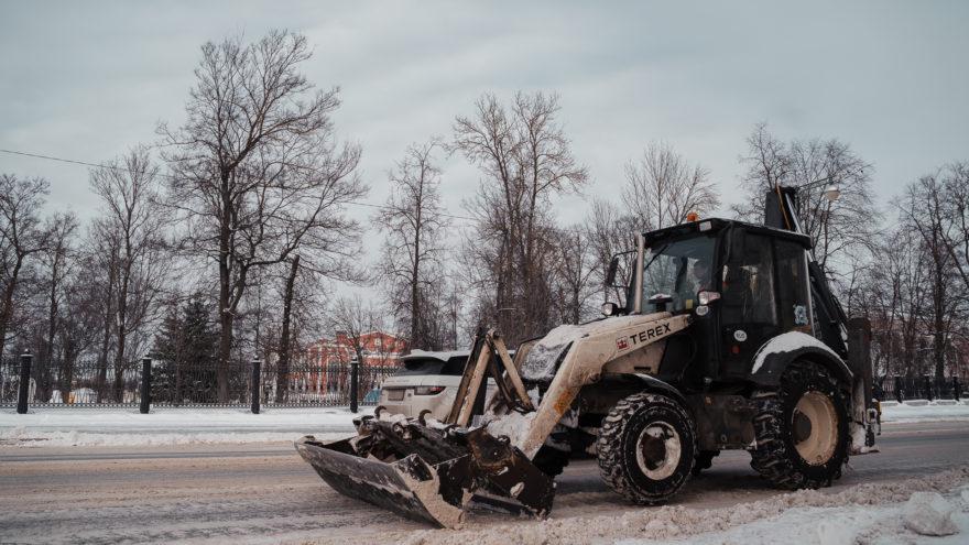 Осадки, гололедица и порывистый ветер: водителей Тверской области предупреждают об опасности