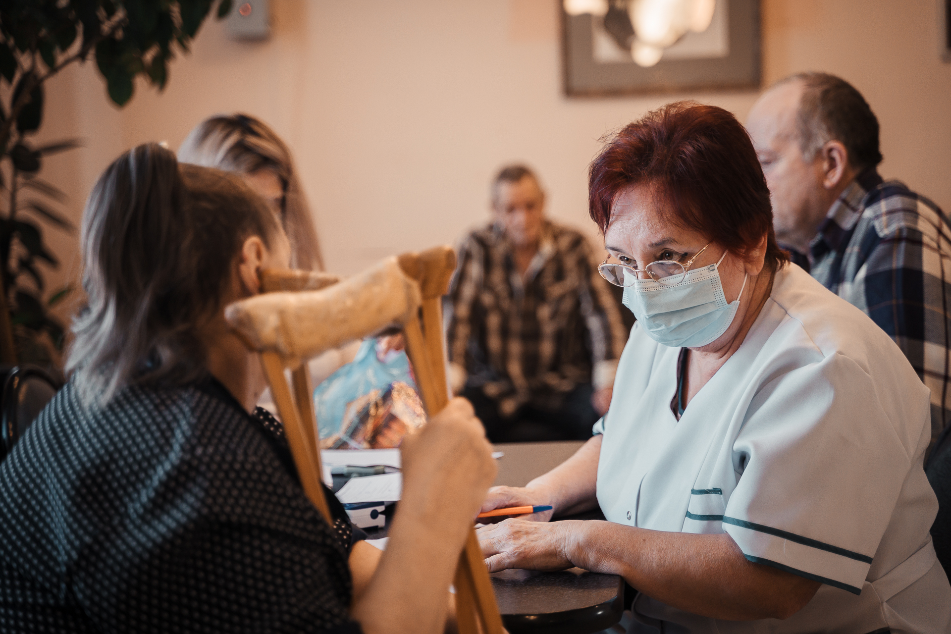 Жители Тверской области старшего возраста активно вакцинируются против коронавируса