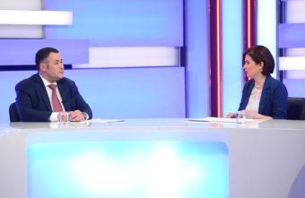 Губернатор рассказал, сколько ученых в Тверской области