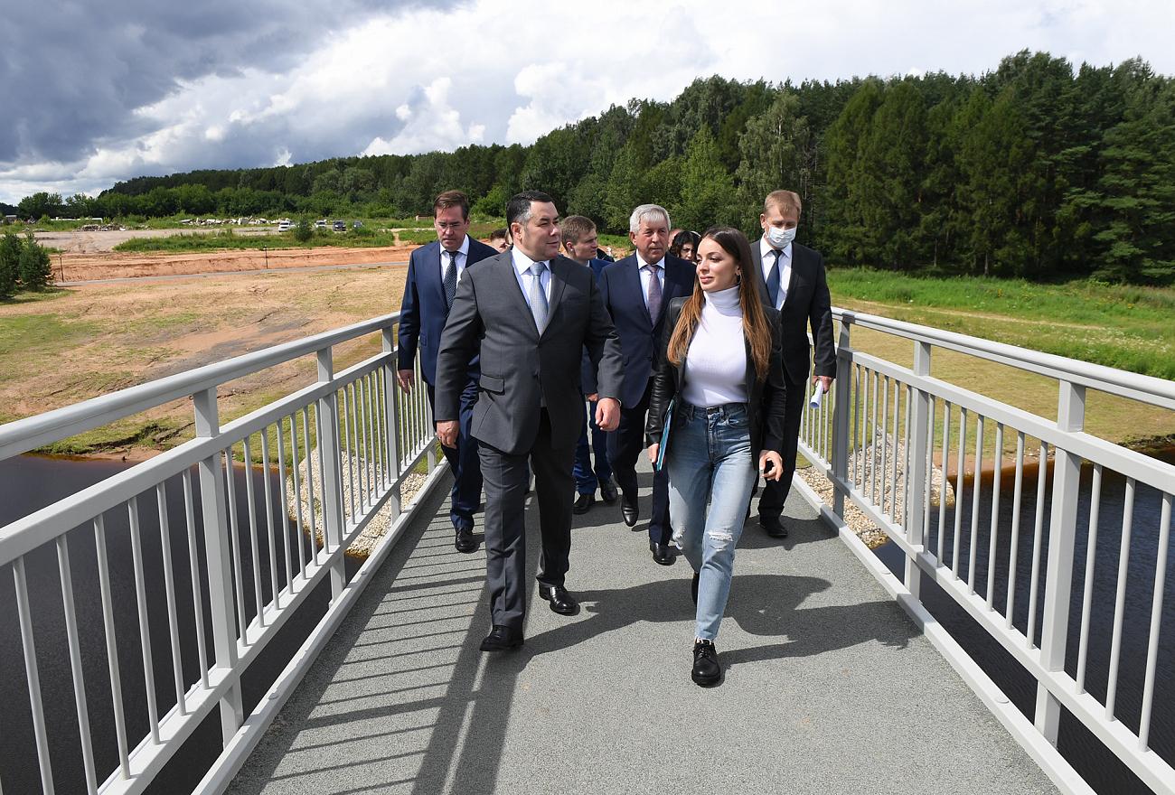 Топ-10 главных проектов Игоря Рудени на посту губернатора Тверской области