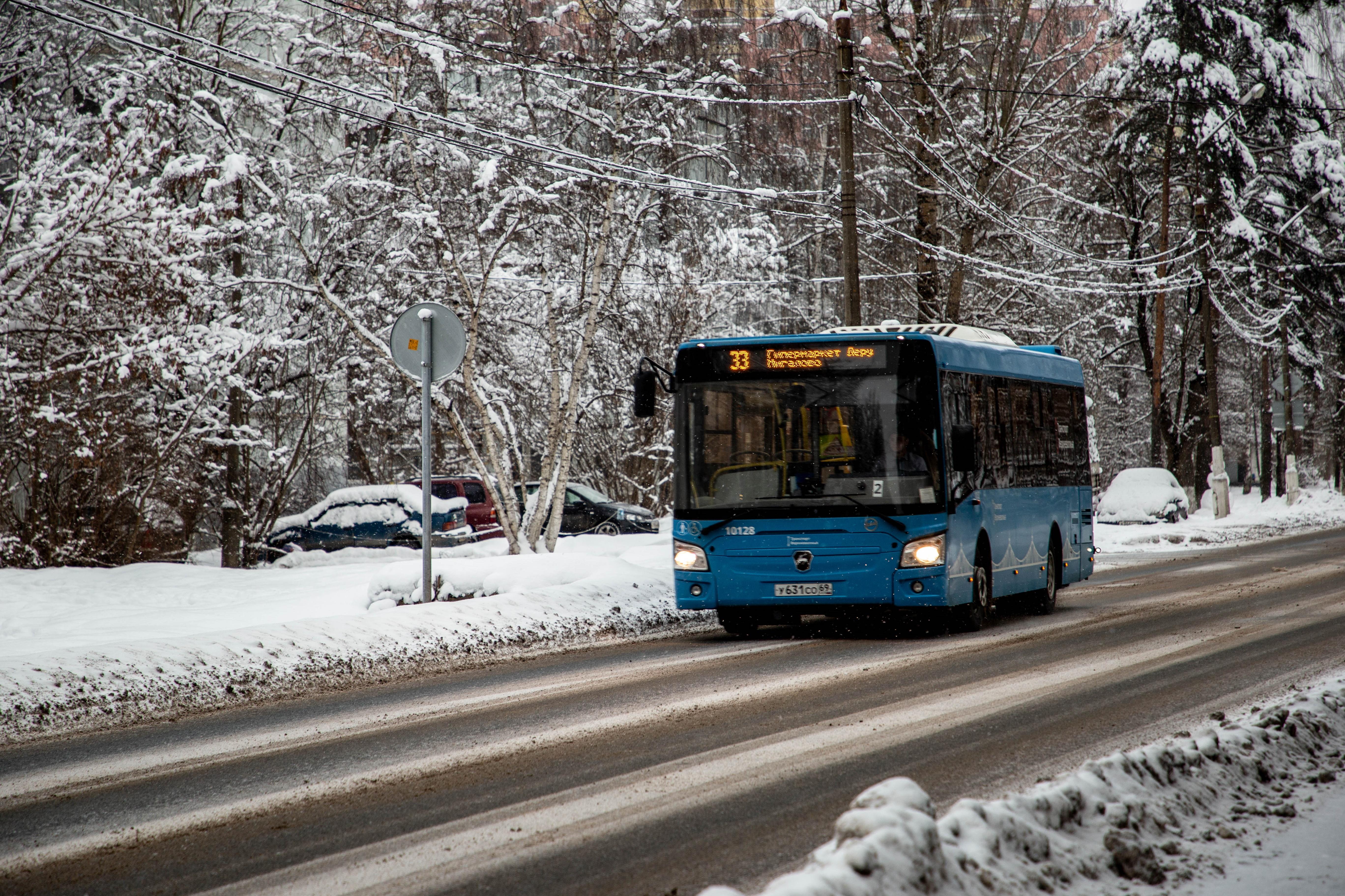 Оттепель принесет в Тверскую область ледяной дождь