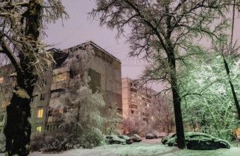 К концу недели в Тверской области ударят морозы