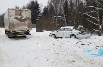 Смертельное ДТП под Торжком в Тверской области: опасный поворот стал роковым