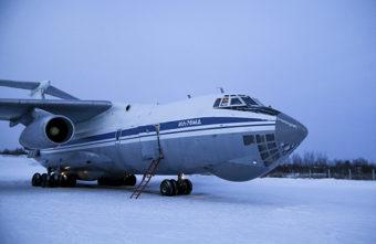 Эскадрилья Ил-76 из Тверской области обеспечила десантирование солдат и техники