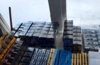 Контрафактный алкоголь и сигареты на 200 тысяч рублей изъяли в Тверской области