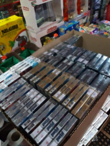 Больше 2500 пачек контрафактных сигарет изъяли у предпринимательницы в Тверской области