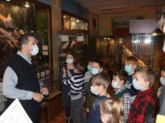 Малышам из Тверской области после визита к зубному врачу показали музей