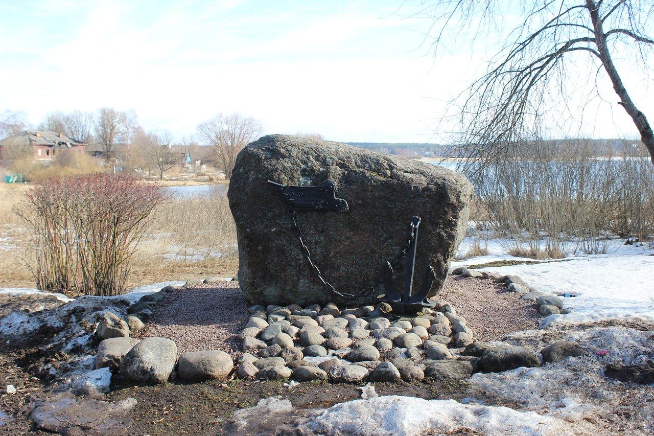 Торопецкий район отметил 245 лет со дня рождения адмирала Рикорда
