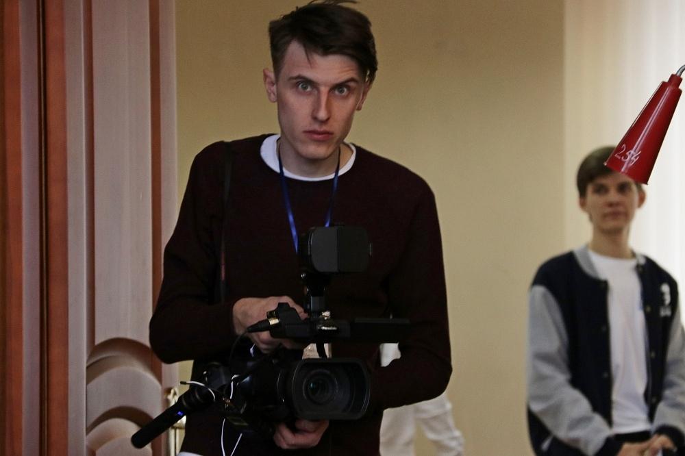 """Оператор РИА """"Верхневолжье"""" Илья Харитонов стал обладателем стипендии губернатора"""